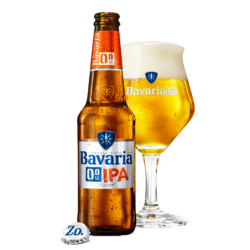 BAVARIA IPA 30CL 0.01%