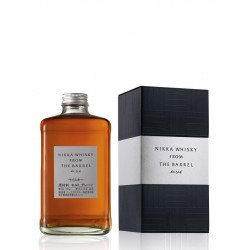 NIKKA FROM THE BARREL 50CL...