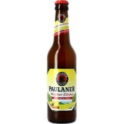 PAULANER CITRON SANS ALCOOL...
